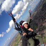 (Română) zbor cu parapanta Brasov