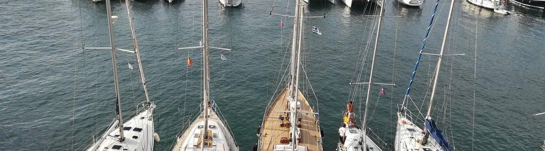 sailing romania